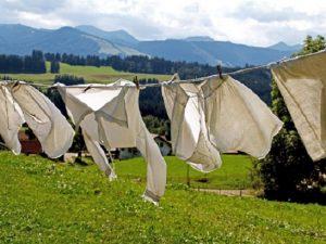Péče o prádlo