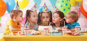 Perfektní prázdninová oslava s našimi recepty pro děti
