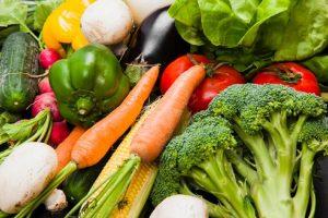 Kam se jen podíváte, všechno je čerstvé. Potraviny od pěstitelů pro vaše ploché bříško!
